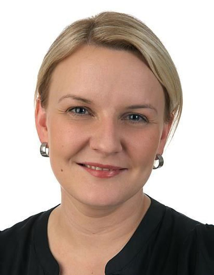 Sigríður Katrín Kristbjörnsdóttir.