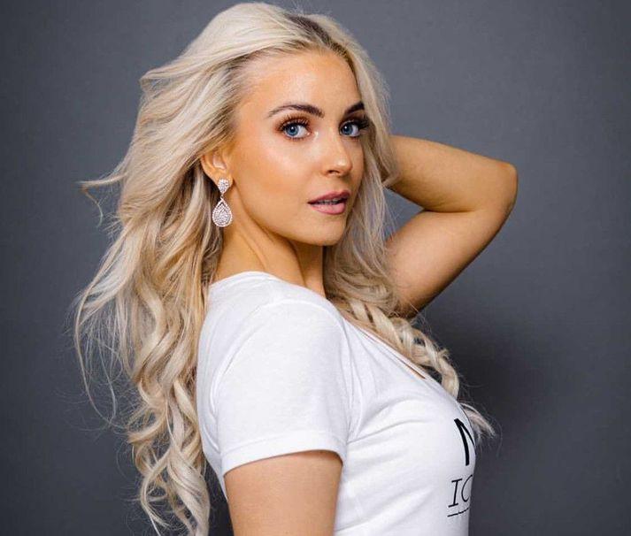 Elisa Gróa Steinþórsdóttir, Miss Capital Region.