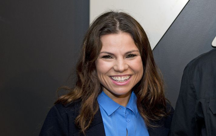 Marta María Jónasdóttir, ritstjóri Smarlandsins á Mbl.is.