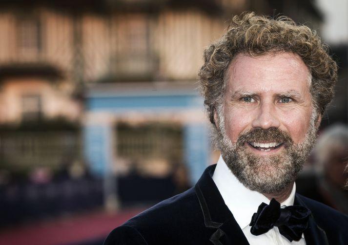 Will Ferrell elskar Eurovision. Svo mikið að hann ákvað að gera mynd um keppnina. Toppiði það.