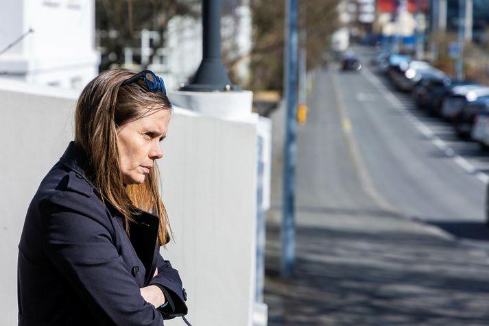 Katrín Jakobsdóttir segist merkja þreytu hjá landanum eftir átján mánaða faraldur.