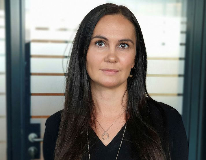 Kolbrún Hrund Sigurgeirsdóttir, verkefnastýra Jafnréttisskóla Reykjavíkurborgar.