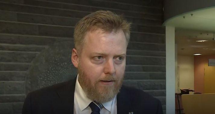 Sigmundur er sannfærður að hann hafi verið meginskotmarkið.