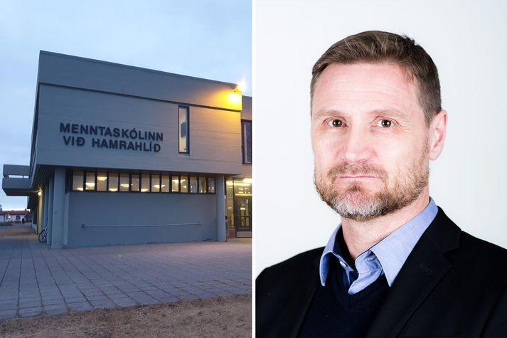 Steinn Jóhannsson er rektor Menntaskólans við Hamrahlíð.