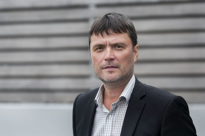 Víkingur Gunnarsson er framkvæmdarstjóri Arnarlax.