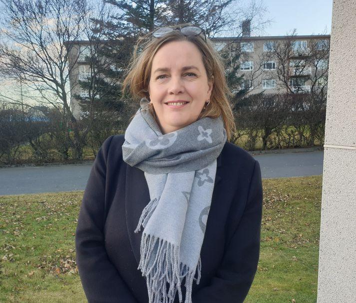 Svandís Svavarsdóttir
