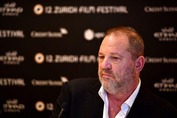 Harvey Weinstein montaði sig af sambandi við Obama og laug til um kynlíf við Gwyneth Paltrow til að fá sínu fram.