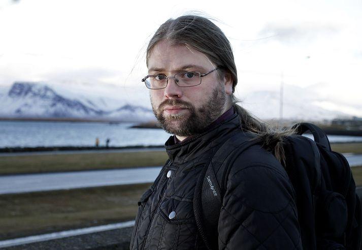 Helgi Hrafn, þingmaður Pírata og Sigríður Andersen dómsmálaráðherra tókust á um Landsréttarmálið.