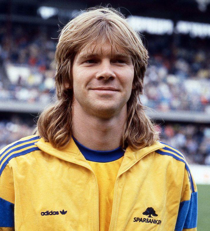 Sænski baggkóngurinn Glenn Strömberg.