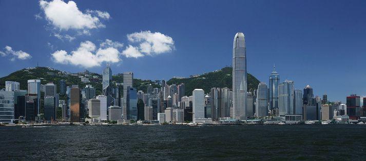 Hong Kong hefur verið undir stjórn Kína frá 1997.