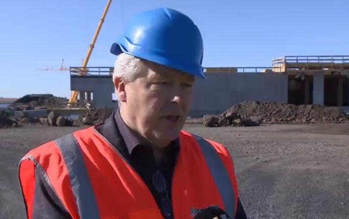 Björn H. Halldórsson, framkvæmdarstjóri Sorpu.