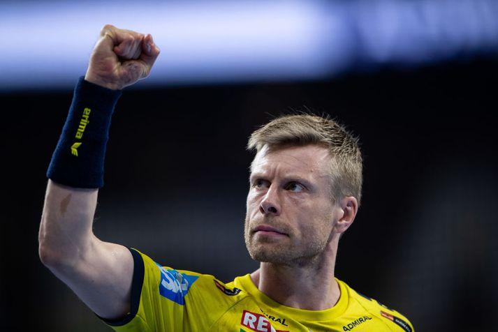 Guðjón Valur Sigurðsson.