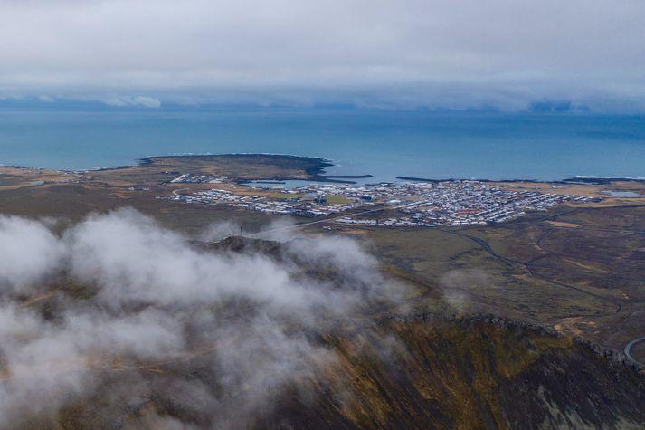 Íbúar Grindavíkur hafa fundið vel fyrir jarðskjálftunum undanfarna daga.