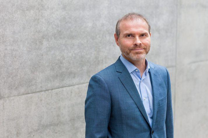 Hafsteinn Bragason, mannauðsstjóri Íslandsbanka.