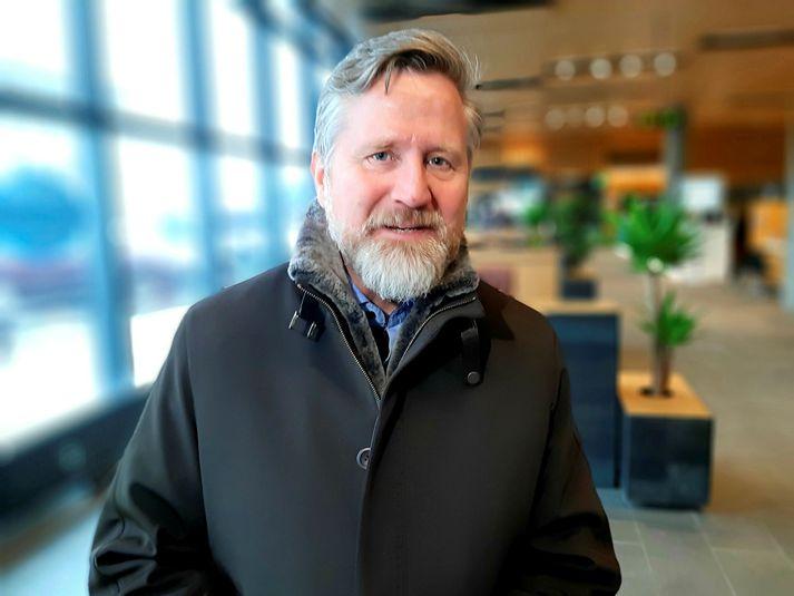 Helgi Grímsson, sviðsstjóri skóla- og frístundasviðs Reykjavíkur.