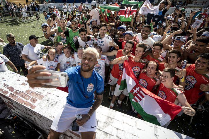 Neymar vill fara aftur til Barcelona þar sem hann lék á árunum 2013-17.