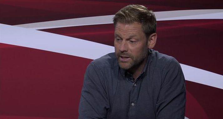 Jón Þór mætti í Pepsi Max Mörkin og ræddi við Helenu um deildina og margt fleira.