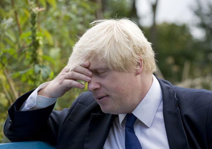 Ekki er gert ráð fyrir lúr í dagskrá Boris Johnson samkvæmt talsmanni.