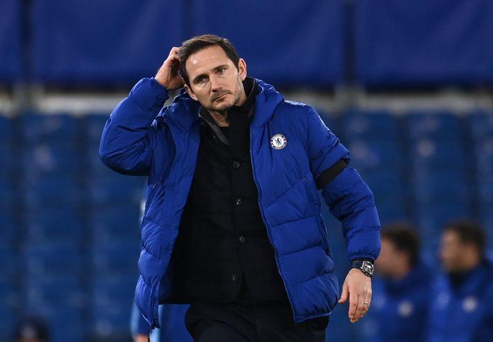 Lampard hefur stýrt sínum síðasta leik sem stjóri Chelsea, í bili að minnsta kosti.