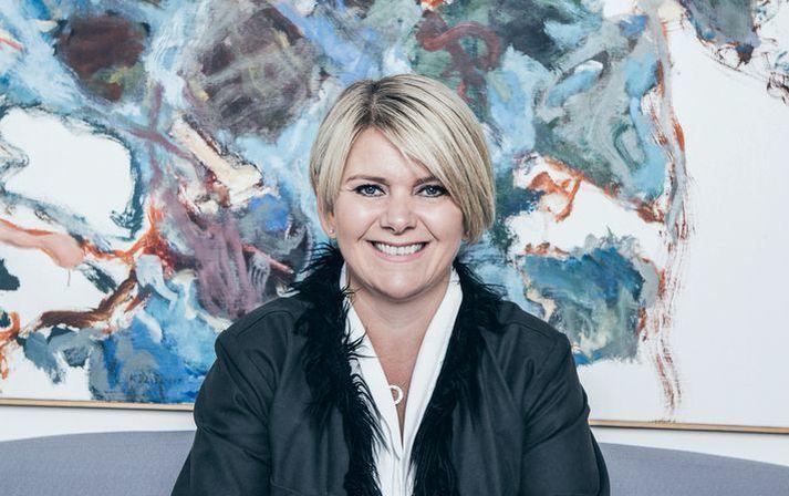 Ragnheiður Elín Árnadóttir.
