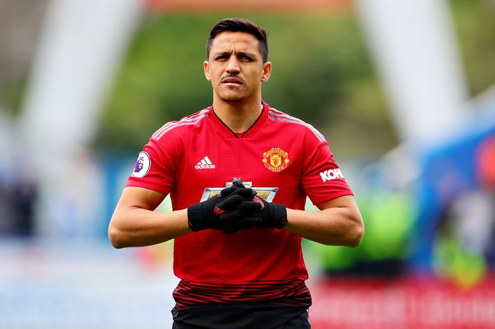 Sánchez gæti verið á förum frá Manchester United eftir misheppnaða dvöl hjá félaginu.