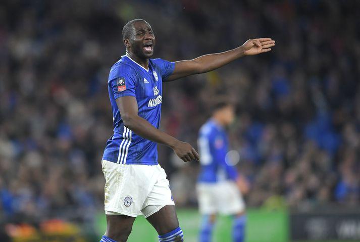 Sol Bamba er í miklum metum hjá stuðningsmönnum Cardiff City.