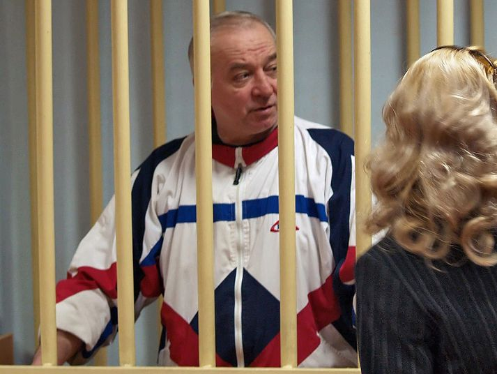 Sergei Skrípal.