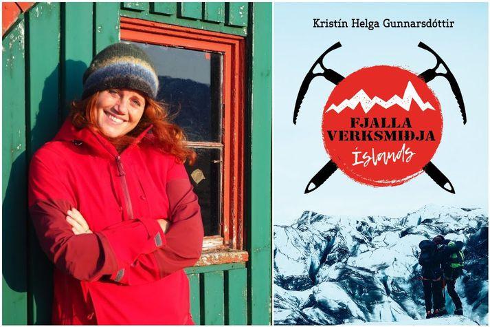 Kristín Helga er hæstánægð með að Fjallaverksmiðja Íslands verði að sjónvarpsþáttaröð.