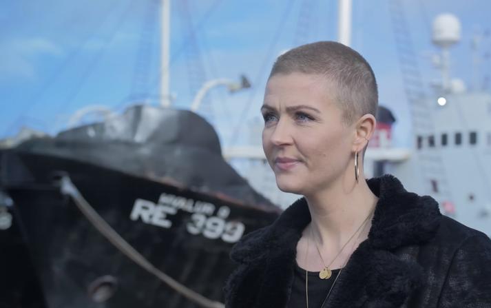 Linda tjáir sig um veikindin sín í einlægu viðtali í Íslandi í dag.