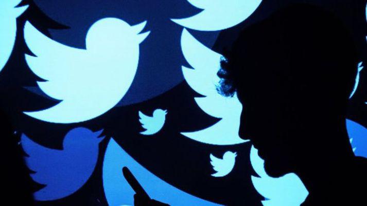 Skráðir notendur Twitter eru um 330 milljónir talsins.