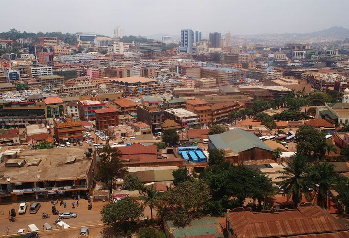 Frá Úganda
