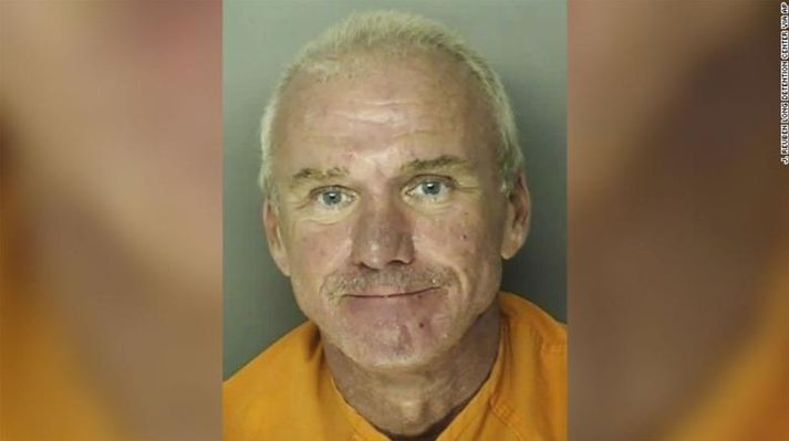 Bobby Edwards var dæmdur í tíu ára fangelsi. Hann játaði glæpinn.