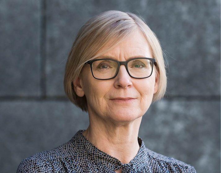 Rannveig Sigurðardóttir.