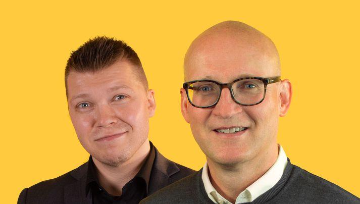 Ágúst Heiðar Ólafsson og Eyjólfur Ármannsson eru efstir á listanum.