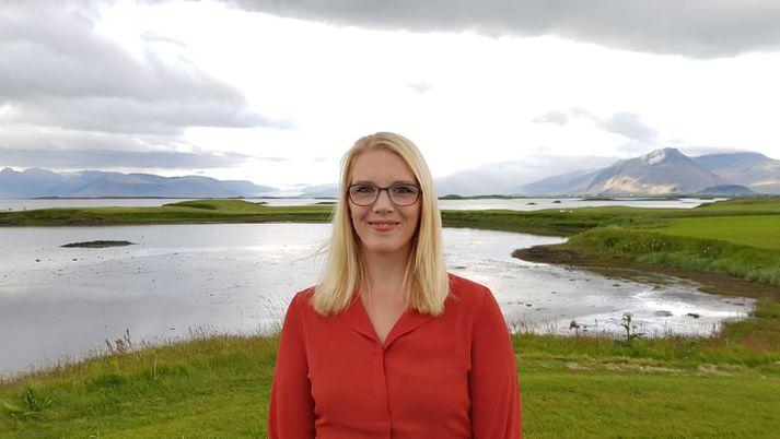 Jóhanna Íris Ingólfsdóttir, formaður Ungmennasambandsins Úlfljóts (USÚ) segir allt að verða klárt fyrir Unglingalandsmót UMFÍ, sem haldið verður á Höfn í Hornafirði.