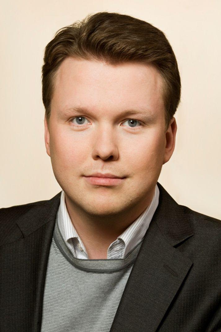Birkir Jón Jónsson, bæjarfulltrúi Framsóknar í Kópavogi.