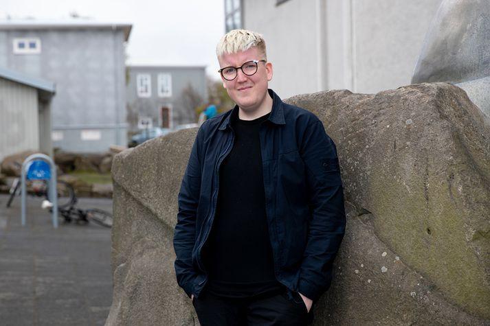 Egill Spegill, plötusnúður.