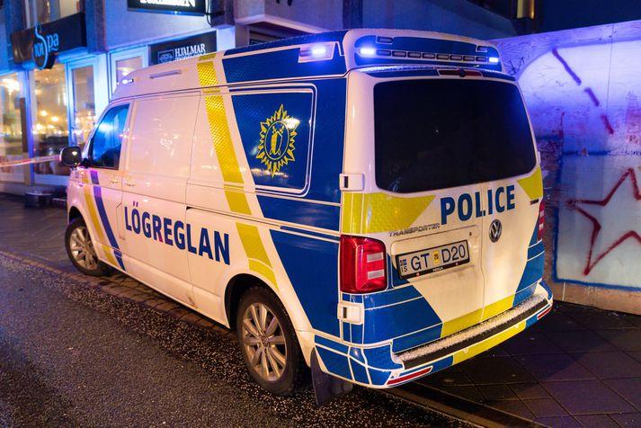Lögregla á höfuðborgarsvæðinu fór í fjölmörg útköll í nótt.