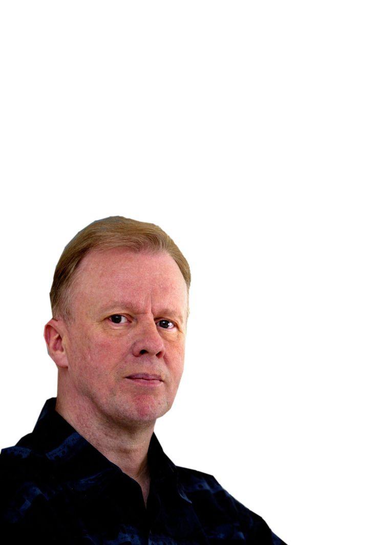 Eiríkur Sigurbjörnsson, sjónvarpsstjóri Omega.