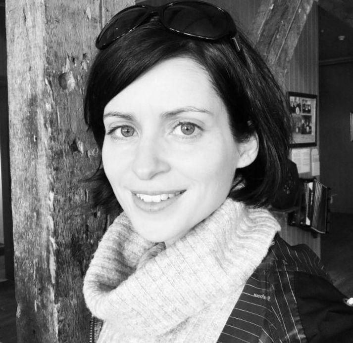 Steinunn María Sveinsdóttir.