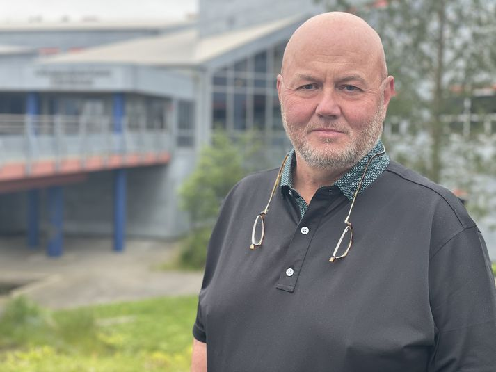 Kristinn Þorsteinsson, formaður Skólameistarafélags Íslands.