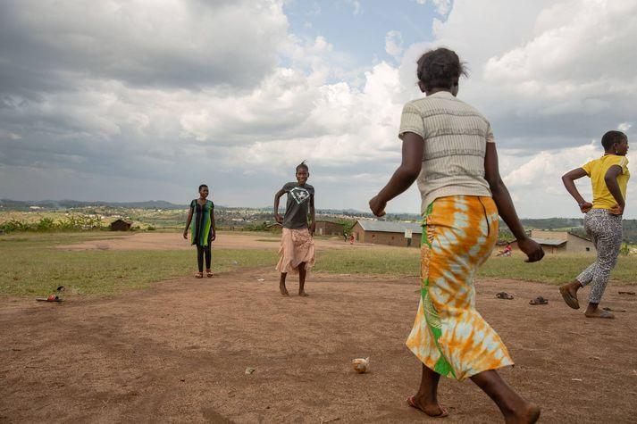Ljósmynd frá Kongó