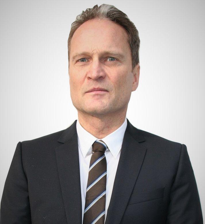 Tor Arne Berg hefur starfað hjá Alcoa í um 8 ár.