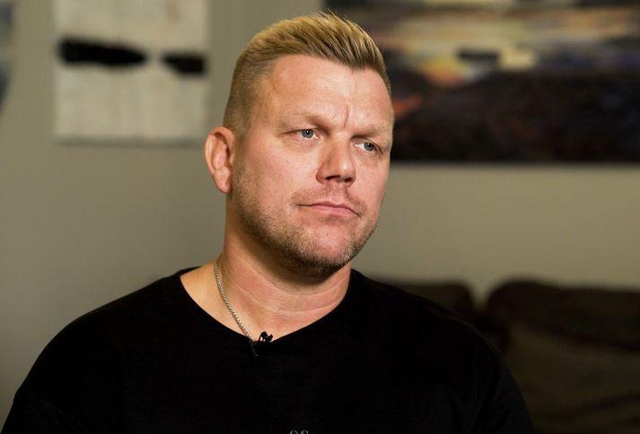 Baldur Freyr Einarsson hefur síðustu 14 ár unnið í sjálfum sér. Hann var dæmdur í fangelsi árið 2002 fyrir að verða manni að bana.