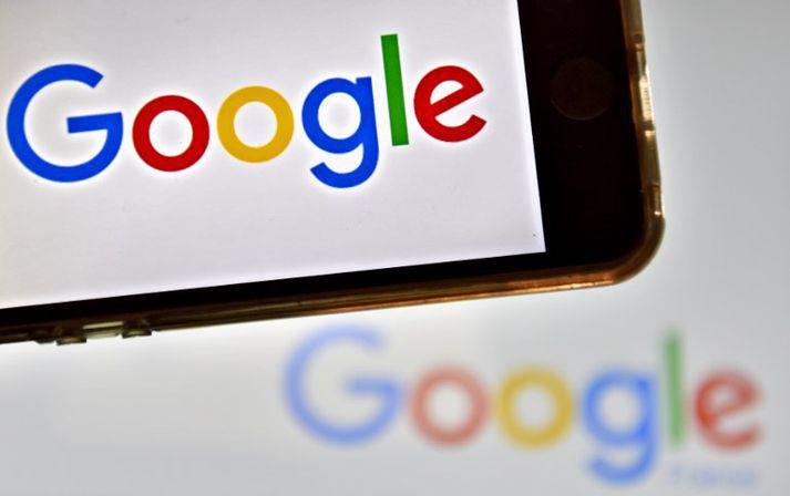 Google var sektað fyrir brot á samkeppnislögum sambandsins.
