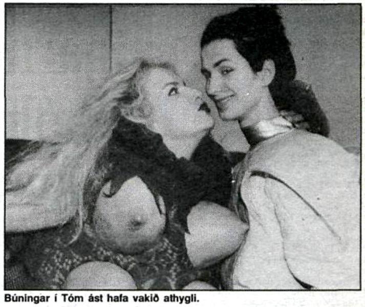 Úr DV árið 1989.