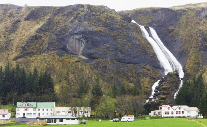 Suðausturhornið má búast við vatnavöxtum í dag.