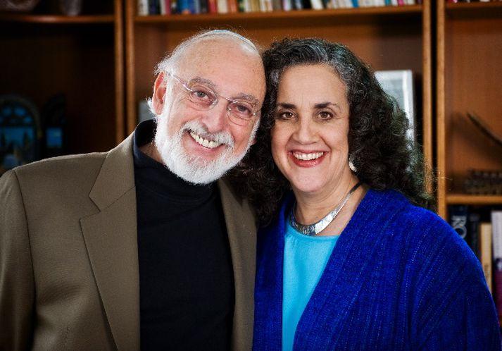 John Gottman og Julie Schwartz Gottman eru höfundar bókarinnar, Það sem karlar vilja vita.