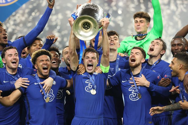 Chelsea er ríkjandi meistari.