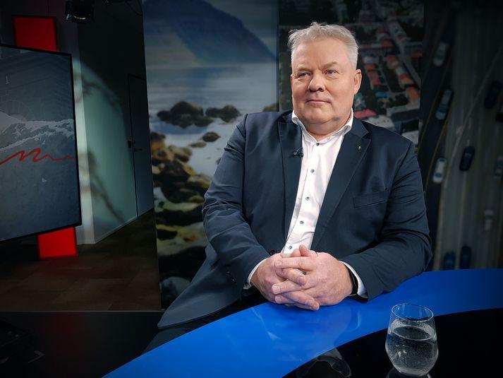 Sigurður Ingi Jóhannsson, samgöngu- og sveitastjórnarráðherra,